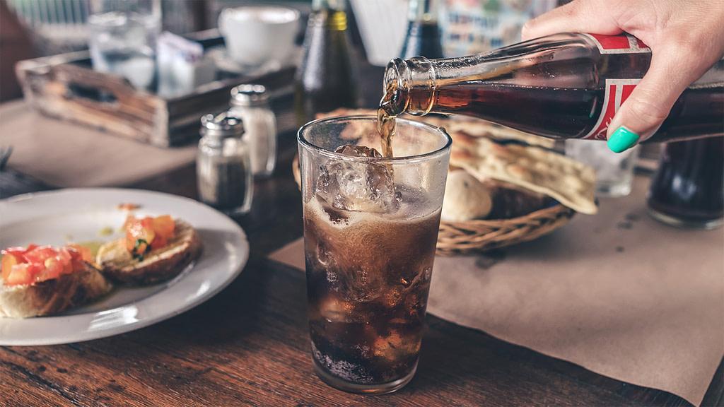 dolcificanti artificiali bevanda gassata