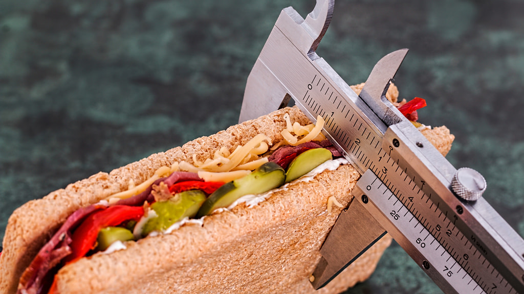 Applicazioni contacalorie calibro sandwich