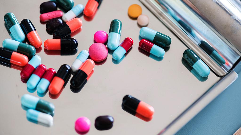 integratori per sportivi pillole