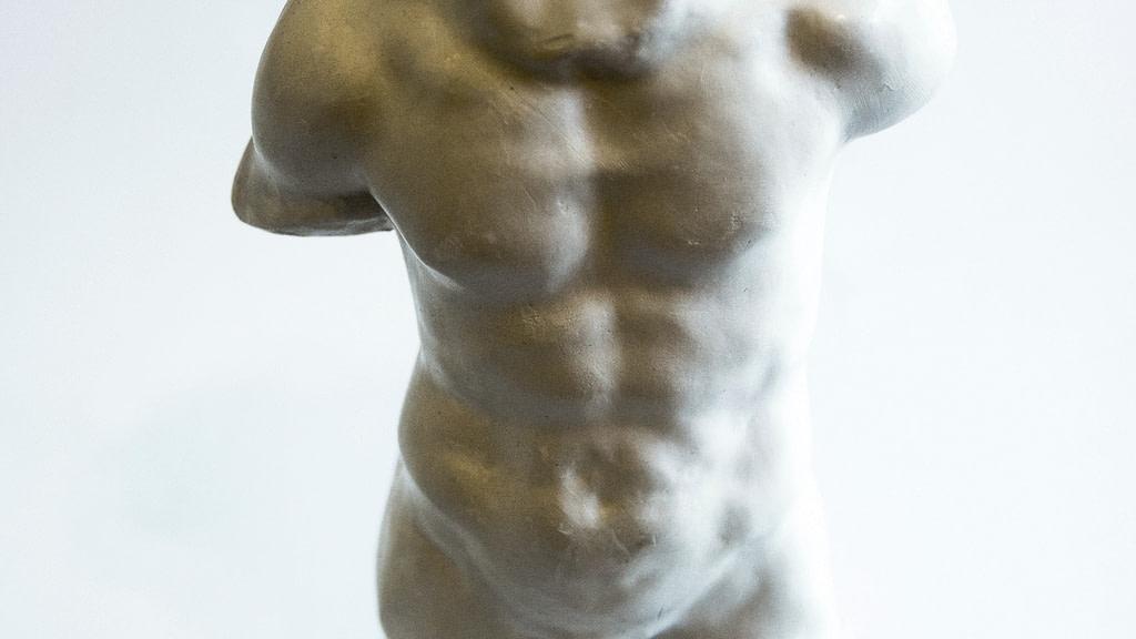 Mettere Massa Busto Statua