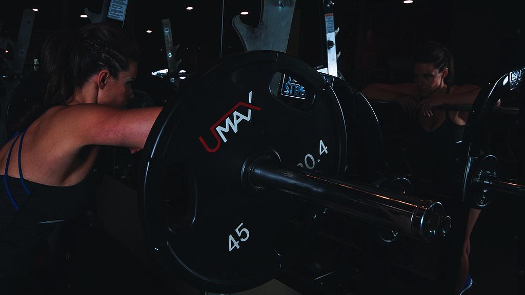 Calcolare massimale squat rack focus