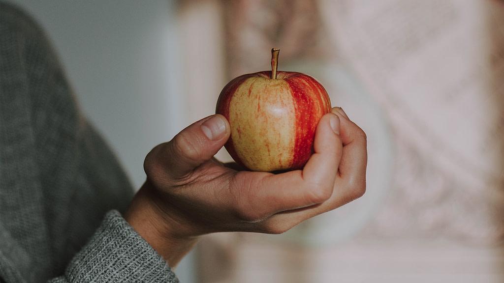 calcolare calorie mela