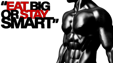 Copertina Eat Big or Stay Smart: Come non mettere massa